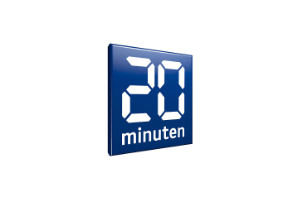 Logo 20 Minuten