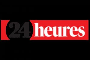 Logo 24 heures