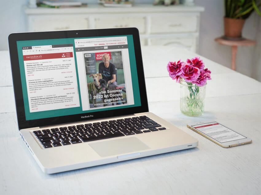 Swissdox pro bietet Volltext und PDF