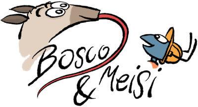 Bosco und Meisi Logo