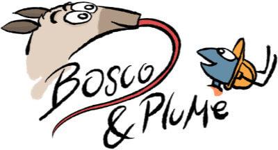 Bosco et Plume Logo
